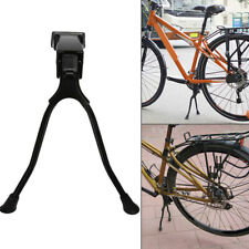 Stable Iron Double Leg Mount Stand Rode Bike Mtb Bicycle Kick Stand Accessory