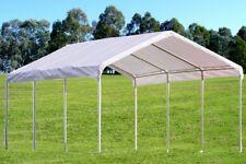 PE Carport Shelter Canopy - 20'x18'