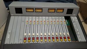 broadcast console mixer Radio Pacific recorders air wave