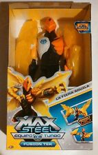 MAX STEEL FIERA AGUILA CONNECT TECK MATTEL ( I SEND FROM USA)