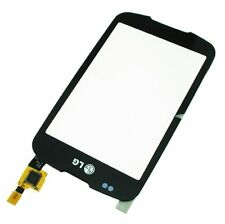 LG P500 Optimus One Pantalla Táctil Digitalizador Cristal Panel Pad Repuesto Reino Unido