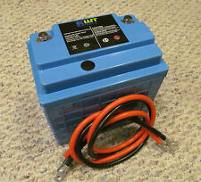 LIFEPO4 12V 50AH LITHIUM PHOSPHATE DEEP CYCLE BATTERY FOR SOLAR & WIND SLA Repl