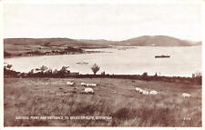 R226031 Ardbeg Point And Entrance To Kyles Of Bute. Rothesay. Carbotone. Valenti
