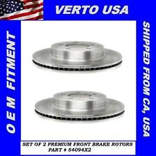 Front Brake Rotors For  Ford Explorer 2002-2005 , Mountaineer Mercury 2002-2005