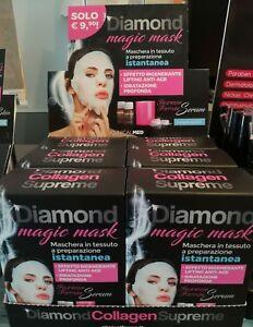 Diamond magic mask maschera viso idratante lifting - Farmacia Succi