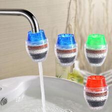 Carbon Purifier Filter Wasserfilter Wasserhahn Hahn Haus Küchen Werkzeug Neu