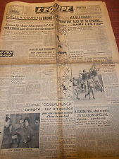 L'EQUIPE COUPE DE FRANCE RACING / LILLE / ALES / SAINT ETIENNE  ANNÉE 1950