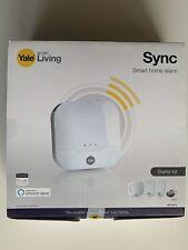 Yale Smart Living Alarmanlage Sync Starter Kit IA-312 Set Funk Home Alarm Neu