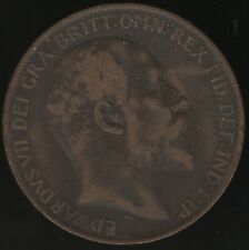 More details for 1910 edward vii one penny coin | british coins | pennies2pounds
