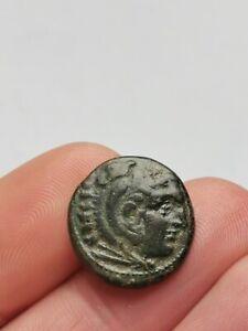 très jolie unité -Royaume de Macédoine - Cassandre-305 A-C ! 5,92 g