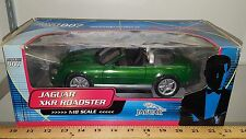 1/18 BEANSTALK 007 4OTH ANNIVERSARY JAGUAR XKR ROADSTER DIE ANOTHER DAY GREEN pd