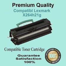 1x Toner Cartridg for Lexmark X264 X264N X264DN X363DN X364DN X364DW X264A11G HY
