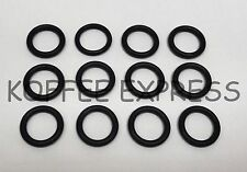 crathco parts Valve O-Ring (12 o'rings) Replaces Crathco 1012 - 033 black
