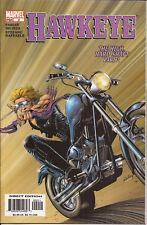 Hawkeye #2 Marvel High Hard Shaft pt 2 gritty Fabian Nicieza Stefano Raffaele VF