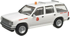 HO 1/87 Atlas # 30000089 - 1993 Ford Explorer KCS - w/Safety Beacon