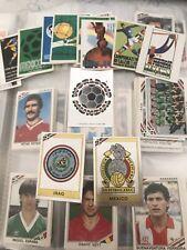 Panini WM 1986 Mexico 86