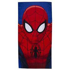 Handtücher mit Spider-Man Motiv für Kinder