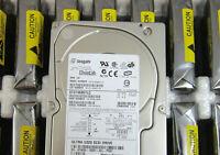 "Seagate Cheetah 10K.6 146.8 GB,Internal,10000 RPM,3.5"" (ST3146807LC) Hard Drive"
