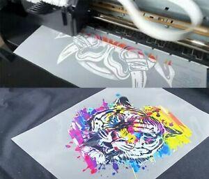 DTF printing DTF transfer film A3 DTF powder T-shirt printing New technology