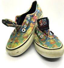 9c95209b9bb VANS x NINTENDO Authentic Shoes Super Mario Bros TIEDYE 8Bit 4.5 Men 6 Women