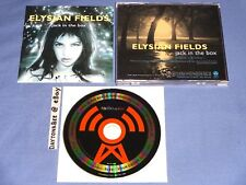Elysian Fields Jack In The Box Single CD Bleed Your Cedar Ghosts of No Afterlife