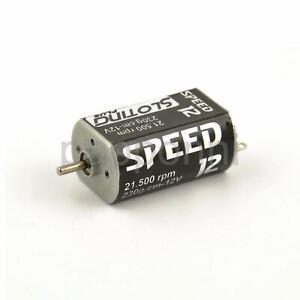 Sloting Plus SP090012 Motor Speed 12 21.500rpm 230g*cm @12v 31.5g