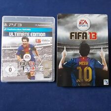 PS3 - Playstation ► EA Sports FIFA 13 Ultimate Edition inkl. Steelbook ◄