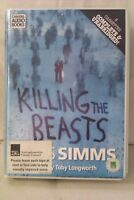 Killing the Beasts: Chris Simms: Unabridged Cassette Narr Toby Longworth