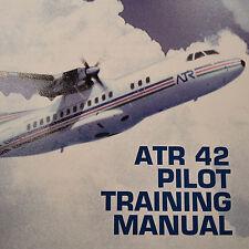 ATR 42 Pilot Training Manual
