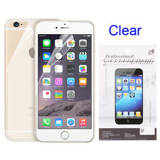 Front and Back Clear HD PET Screen protector Guard Film for Apple Iphone 8