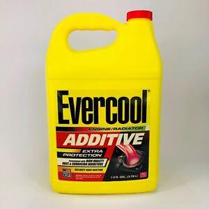 EVERCOOL  ANTI RUST ADDITIVE   RED 1 GAL.