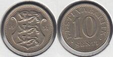 ESTONIA - EESTI. 10 SENTI DE 1931.