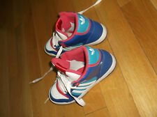 ADIDAS MIDIRU COURT WOMEN'S TRAINERS, COLOR WHITE/PINK/PURPLE/BLUE, UK 7