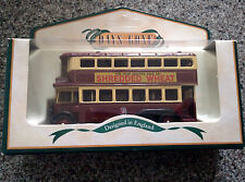 Lledo AEC Double Decker Bus with Shredded Wheat livery (boxed)