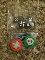 Pokemon Burning ShadowsTrainer's Toolkit Dice & Damage Counters Cond. Marker