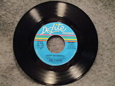 """45 RPM 7"""" Record Kool & The Gang Fresh & In The Heart 1983 Delite 880 623-7 VG+"""
