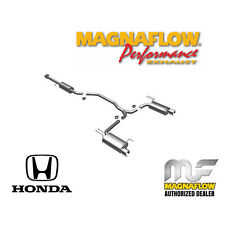 Magnaflow Cat Back Dual Exhaust System 2008-2009 Honda Accord 3.5L V6 16817