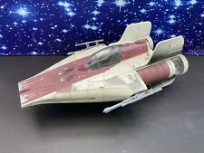 STAR WARS  ROTJ  ACTION FIGURE VEHICLE -  REBEL A-WING FIGHTER