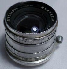 JUPITER 8 Russian Lens F 2/50 mm for M39 L39 mount FED Zorki Leica Camera  1618
