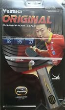 Yasaka  Racket Original, Flared Handle (FL) Champion Line for Table Tennis