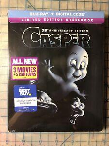 CASPER 25th ANNIVERSARY BLU-RAY + DIGITAL STEELBOOK
