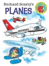 Richard Scarry's Planes von Richard Scarry (2015, Gebundene Ausgabe)