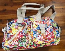 NWT KIPLING HB3510 DEFEA Luggage Handbag Shoulder Crossbody Bag Burst Bright