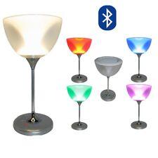 LED Lampe de table avec intégr. BLUETOOTH HAUT-PARLEUR TF100 changement couleur