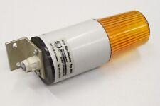 WUNDERLI ELECTRONICS Orange MSL Signalleuchte MSL