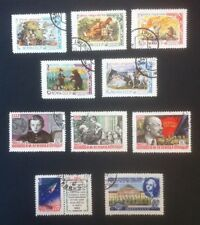 Russia 1950+ Collection. Fine Used