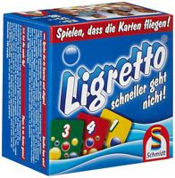Schmidt Spiele 01101 - Ligretto blau Kartenspiel