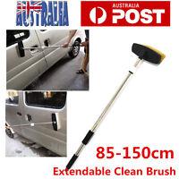 Car Wash Duster Cleaning Telescoping Brush Vehicle Household Van Truck Washing