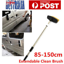 Car Vehicle Cleaning Brush Household Van Truck Washing Brush Extendable AU