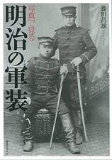 Photo Book magazine Military Uniforms Meiji Period Japanese WWll military War